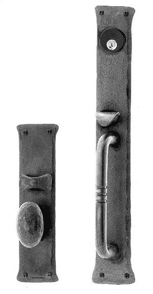 Mortise Cylinder Lockset Product Image