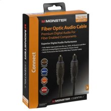 Fiber Optic Audio Cable - 4ft, 8ft, 1.5m, 3m - 3m / Fiber Optic Cable
