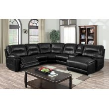 Wrangler Black Living room set