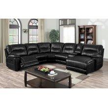 Wrangler Black Living room set