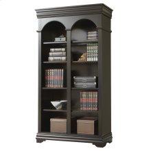 Double Open Bookcase