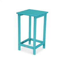 "Aruba Long Island 26"" Counter Side Table"
