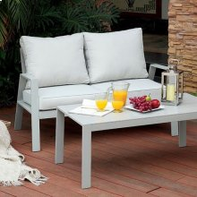 Cordelia Patio Love Seat