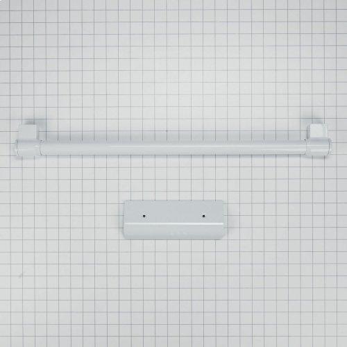 Handle Kit - White, BM Flat Door