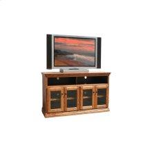 "A-T279 Traditional Alder 56"" TV Console"