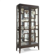 Rhodes Curio Cabinet