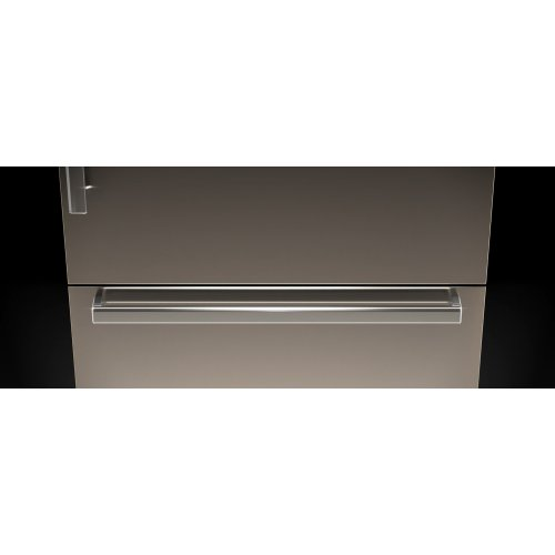 36 inch Built-In Bottom Mount Stainless Steel