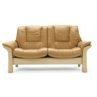 Stressless Buckingham Loveseat Low-back Product Image