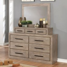 Oakburn Dresser W/ Jewelry Box
