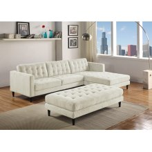 Liam Beige Sectional
