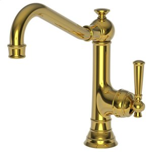 Forever Brass - PVD Single Handle Kitchen Faucet Product Image