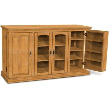 62'' TV Stand