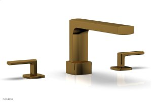 RADI Deck Tub Set - Lever Handles 181-41 - French Brass Product Image