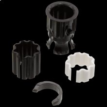 Friction Spacers & Clip - Kitchen