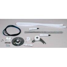 Dryer Preventive Maintenance Kit - 2002 to Present Models Kit includes:  rear drum bearing kit 5303281153, the upper felt seal 5303937182, the lower felt 5303937183, the belt 134503600 and instruction sheet 5304457725