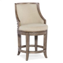 Dining Room Lainey Transitional Counter Stool