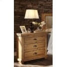 Nightstand - Distressed Pine Finish Product Image