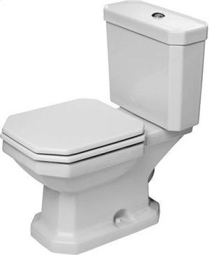 White 1930 Two-piece Toilet Product Image