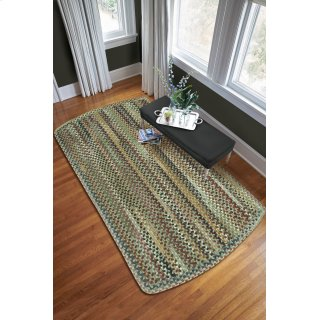 Gramercy Sage Braided Rugs