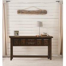 Tuscan Retreat® 6 Drawer Hall Table