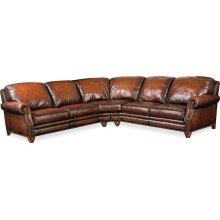 Conley Left Arm Sofa Quarter