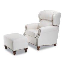 Belvedere Chair & Ottoman