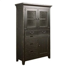 Mill House Coleman Dining Chest - Anvil Finish