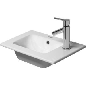 Me By Starck Furniture Handrinse Basin 1 Faucet Hole Punched