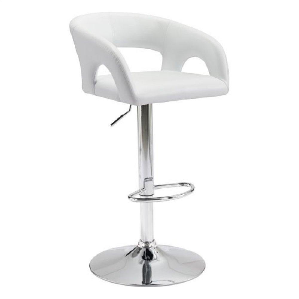 Hark Bar Chair White