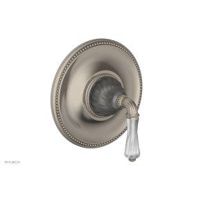 "MIRABELLA 3/4"" Mini Thermostatic Shower Trim TH234 - Pewter"