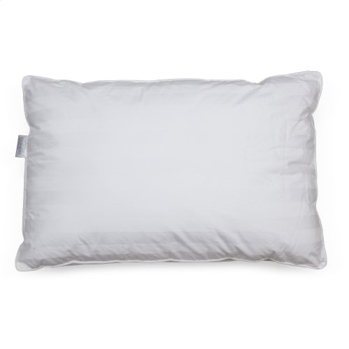 Sleep Plush + GelSoft Plush Soft Density Fiber Pillow, King