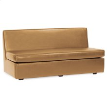 Slipper Sofa Avanti Bronze