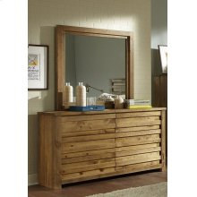 Drawer Dresser - Driftwood Finish