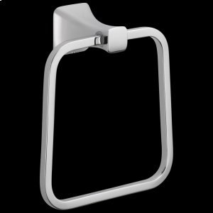 Chrome Towel Ring Product Image