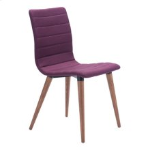 Jericho Dining Chair Purple