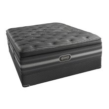 Beautyrest - Black - Natasha - Luxury Firm - Pillow Top - Queen - FLOOR MODEL