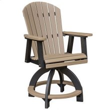 Comfo-Back Swivel Counter Chair