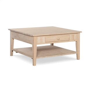 OT-8SC Spencer Square Coffee Table