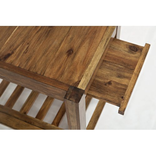 Beacon Street Chairside Table