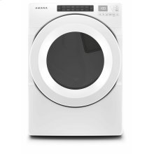 7.4 cu. ft. Front-Load Dryer with Sensor Drying - White