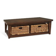 Mossy Oak Cocktail Table