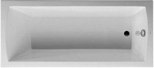 White Daro Bathtub Product Image