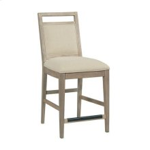 The Nook Counter Height Upholstered Chair