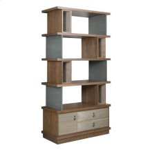 AD Modern Synergy Epoque Bookcase