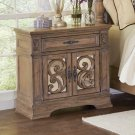 Ilana Traditional One-drawer Nightstand Product Image