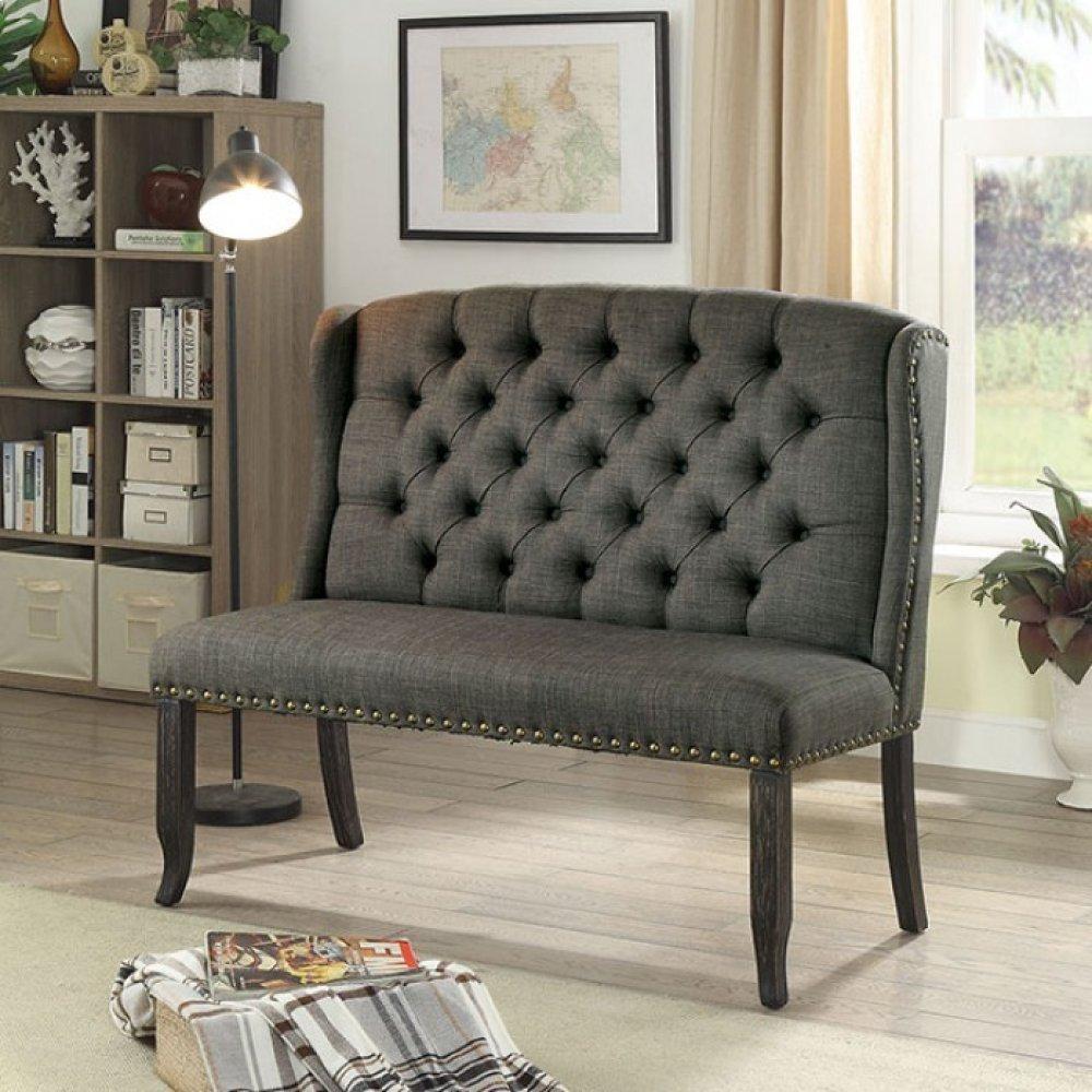 Sania Iii 2-seater Love Seat Bench