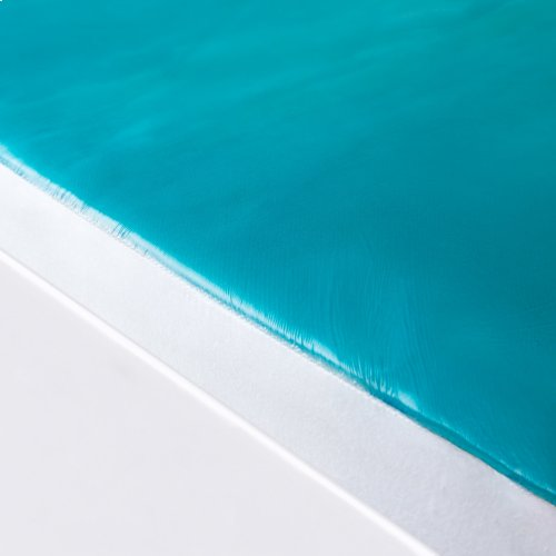2.5 Inch Liquid Gel Mattress Topper Twin