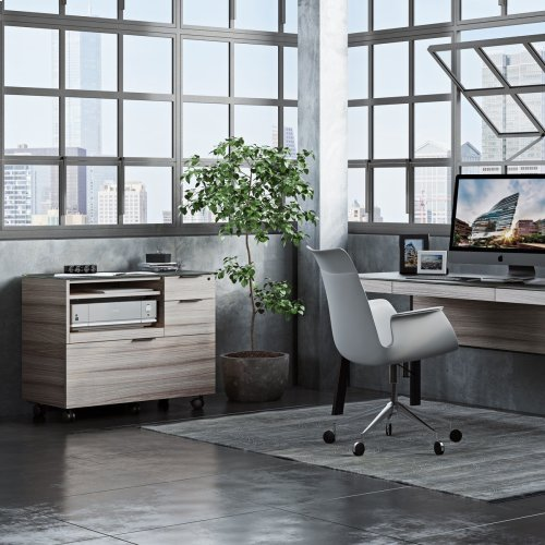 6917 Multifunction Cabinet in Strata