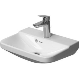 P3 Comforts Handrinse Basin 1 Faucet Hole Punched