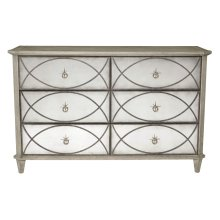 Marquesa Dresser in Gray Cashmere (359)